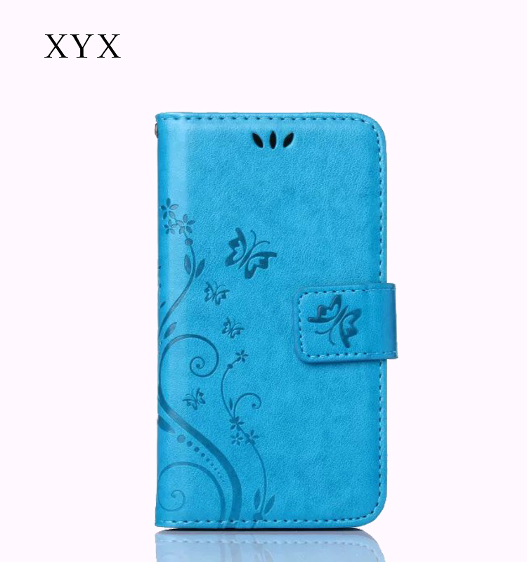 mobile phone case brand butterfly for Advan s5 back cover case