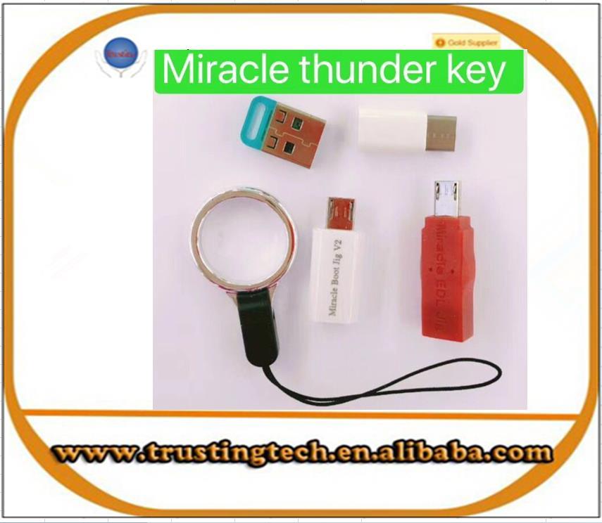 Miracle Thunder Key Emmc Tool Miracle Box фото