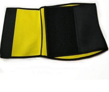 1f0122d988a87 Hot Shapers Waist-Trimmer Slimming Belt Hot Abs Women Men Compression  Adjustable Body Shaper Waist