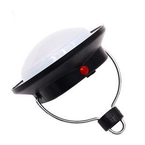 Energy Efficient Portable 5W Fancy Led Tabletop Solar Lights Lamp