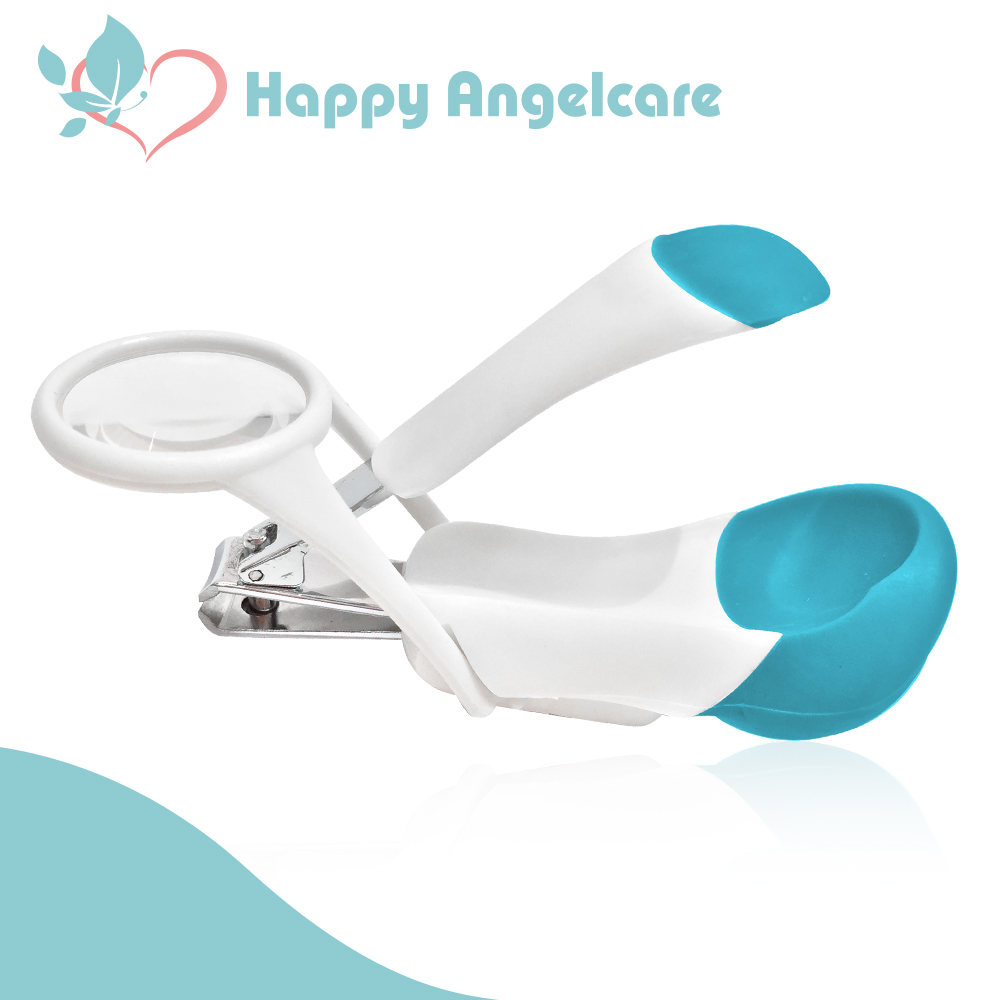 Safety Professional Baby Kid Nail Clipper with magnifying glass