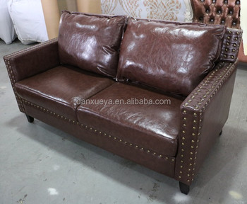 Retro Leather Furniture Vintage Leather Chesterfield Sofa Buy
