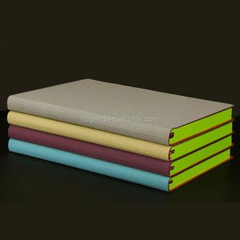 Deri Boyama Kenarı Defter Renkli Sayfa Süt Kitabı Buy Product On