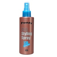 Professional conditioning hair spray