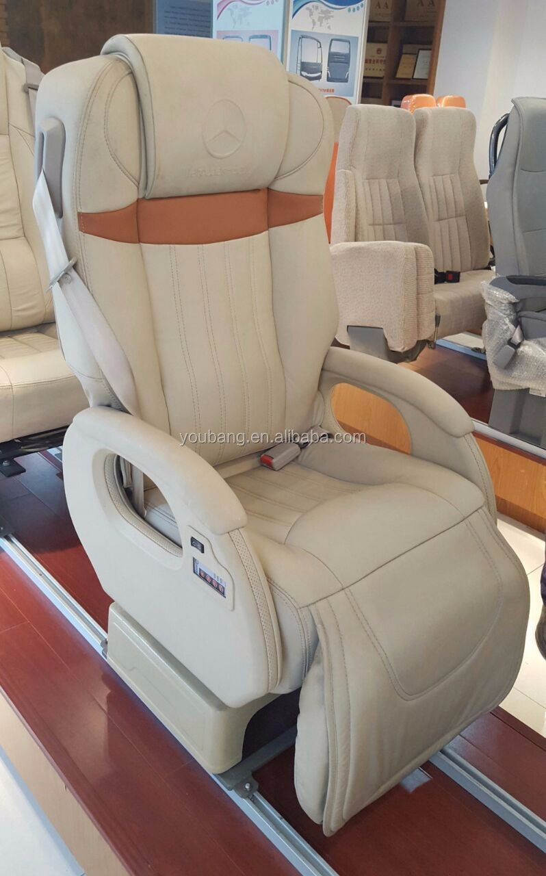 Hot selling machine grade seats for minibus luxury manufacturer