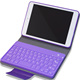 PU leather wireless keyboard for 7 inch tablet with TPU cover