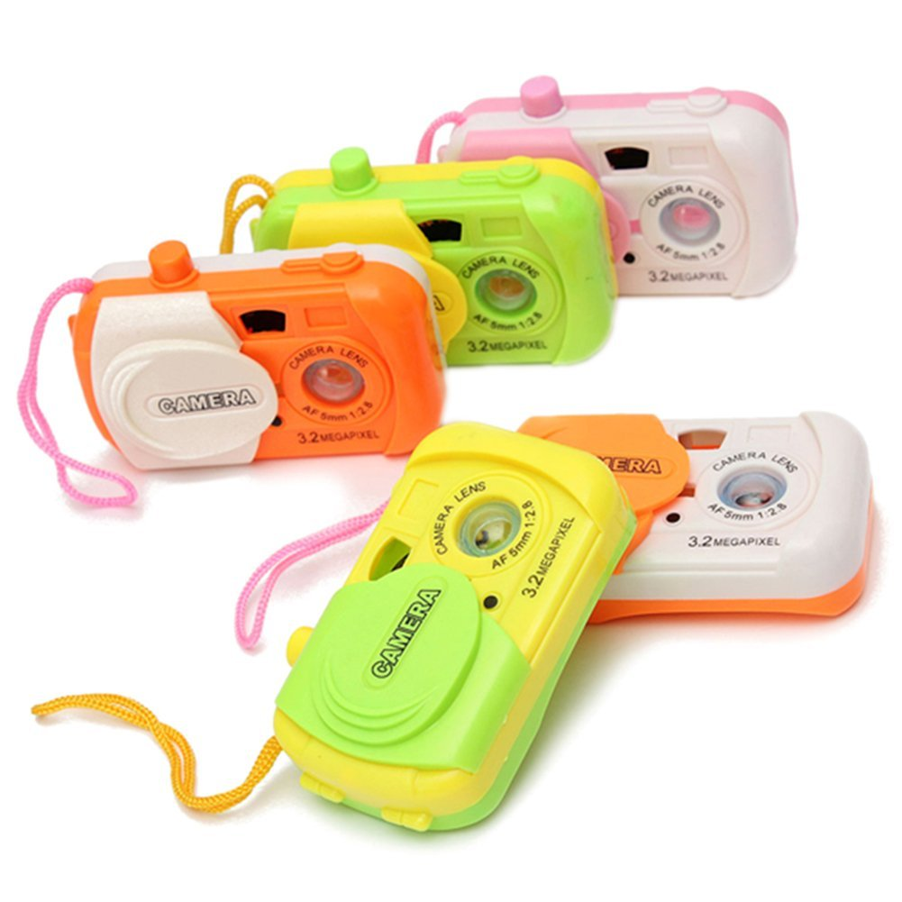 Coco*Store Kids Children Learning Educational Toy Projection Simulation Camera Model Gift