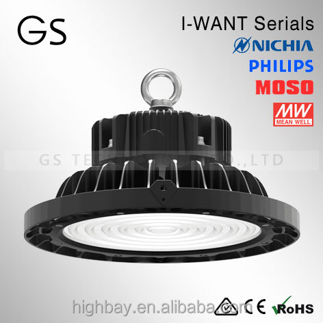 earn big bucks, 150w workshop led high bay light for zigbee dimming function sensor lighting