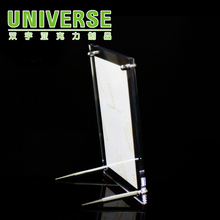 UNIVERSE Custom Design Acrylic Funia Frame Photo/ Picture Photo frame