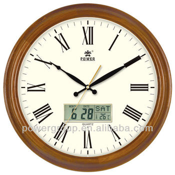 Decorative Atomic Wall Clock Manufacturer With Large Wall