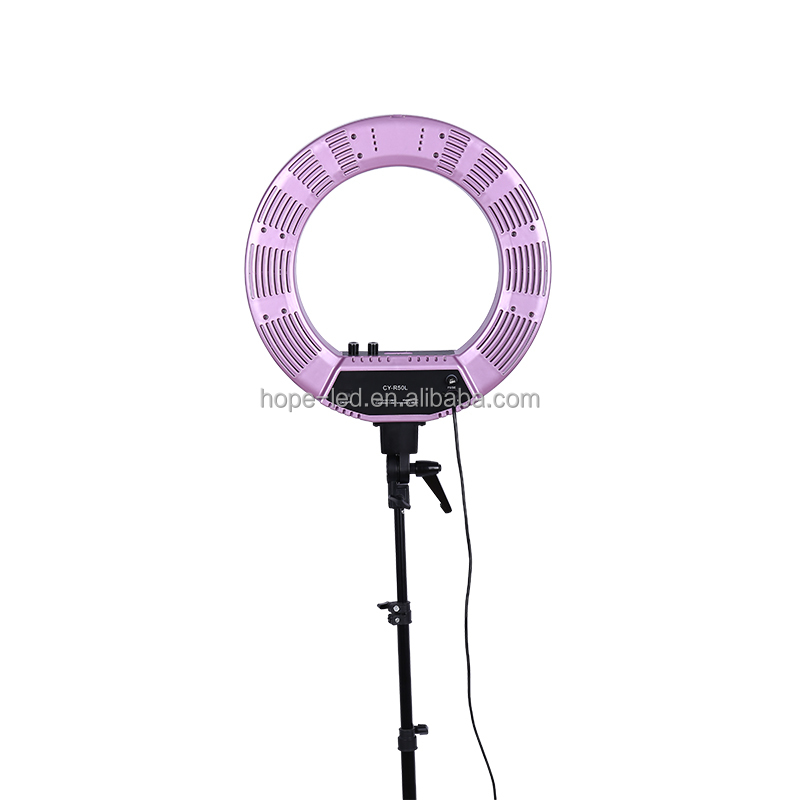 Dimmable LED Ring Light Remplir Lampe avec support pour Maquillage Studio Video