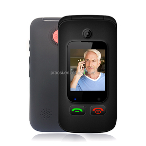 Cheap and Low cost big button & large number & sos emergency korean cell phones