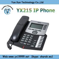 free registration sip ip phone YX215