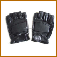 justin leather gloves youth