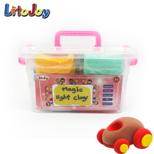 LitoJoy non-toxic plasticine magical toy clay