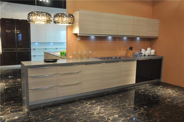 Modern Kitchen Furniture Corner Bathroom Vanity Cabinet Wooden ...