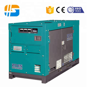 45kva denyo diesel generators in enclosures price list with a capacity of 36kw used