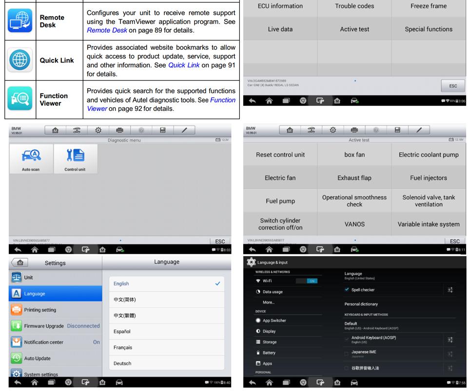 New Release Diagnostic Tool Autel Maxidas Ds808 Car Diagnostic