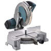 TOLHIT 230v 1200W 255mm Power Aluminum Wood Cutting Compound Miter Saw Machine Small Electric Saw