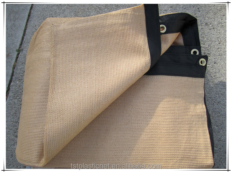 Fence Screen Cover Mesh Windscreen Fabric Privacy Shade Green/Black w/Zip