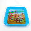 Factory Direct Lovely Lenticular Durable Plastic Plates