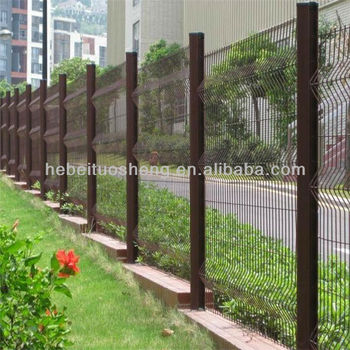 Decorative Wire Fence Designs For Expressway With Pvc Coated Diamond ...