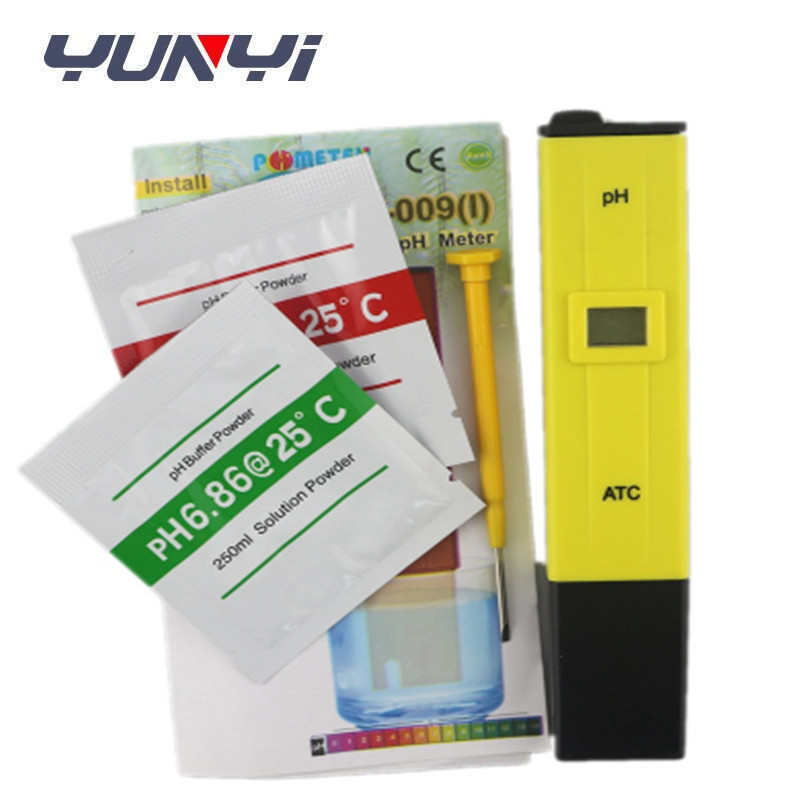 Mini type digital pen PH meter pocket PH meter