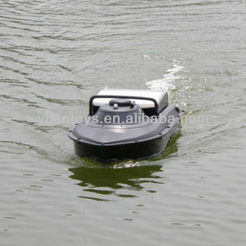 Remote control fishing bait boat for sale jabo 2d l20 rc for Rc fishing boats for sale