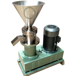 High quality vertical colloid mill peanut butter grinder machine commercial peanut butter grinder machine