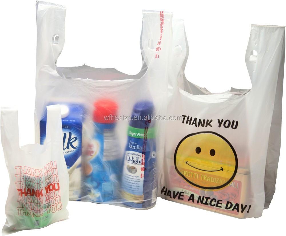 Cheap Packaging Hdpe T Shirt Plastic Bags Buy T Shirt