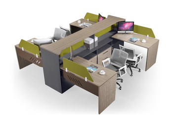 Office Furniture Type And Mdf Material