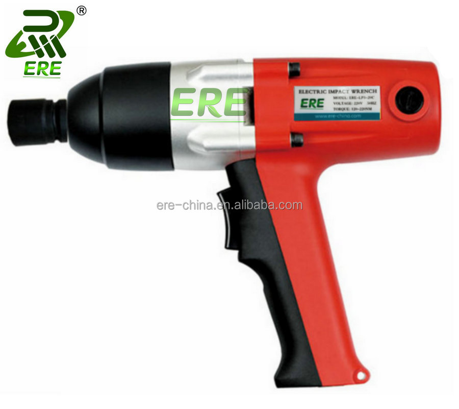 Railway Fastener Safety electric socket wrench Impact Wrench