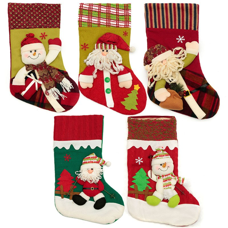 2016 Hot ! Special Offer Top Selling New Stylish Christmas Gift Santa Claus Snowman Christmas Socks Lovely Festival mas Socks