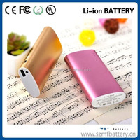 EXW Price portable Power Bank 2600mAh for Samsung Nokia external Battery charger for all Android phone