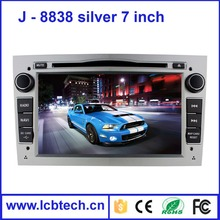 2015 Top venta dos din coche reproductor de DVD radio con Gps/TV/DVD