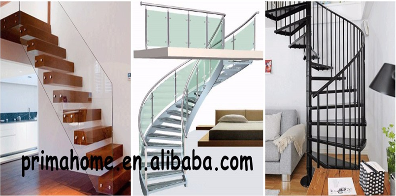 Frameless glass post balustrade used in deck staircase buy post glass railing stainless steel - Advantage using tempered glass fencing swimming pool balcony deck ...