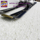 PE material outdoor new design artificial snow surface dry ski slope mat