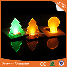Cheap promotion gifts Led Card Light