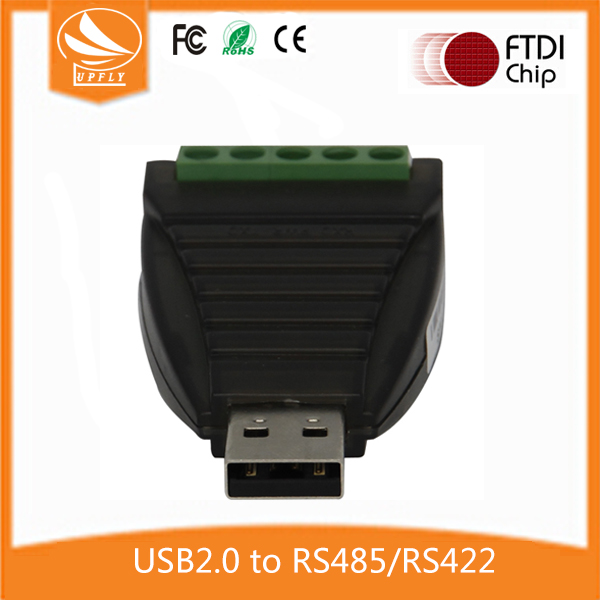 New Win7 Optical Isolated USB2.0 Port to DB9 RS485 RS422 Adapter with FTDI Chip