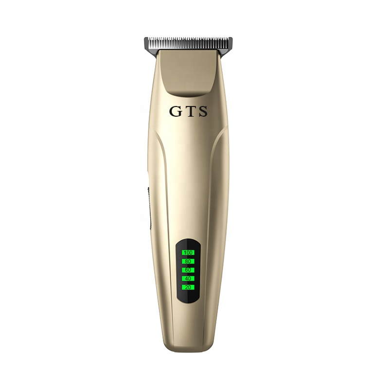 <strong>Best</strong> Professional T-type Blade Electric Cordless Men <strong>Hair</strong> Trimmer Barber Bareheaded <strong>Hair</strong> <strong>Clipper</strong>