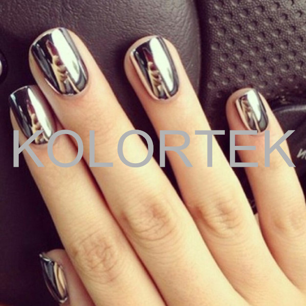 Duo Chrome Nail Polish Pigment,Mirror Effect Pigment For Nails ...