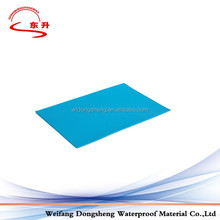 1.5mm reinforced PVC waterproof membrane with best price