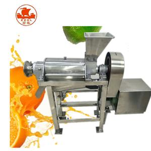 Cold Press Fruit Orange Juicer Commercial Apple Pomegranate Juice Press Machine