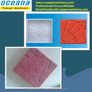 High Quality China Manufacturer plastic injection mouldings, plastic mould for concrete tiles
