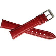 OEM Size Quick Release Mechanism Genuine Leather Watch Strap
