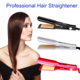 Professional 470 degrees 2 inch flat iron titanium price protein fast hair straightener for Brazilian Keratin Treatment