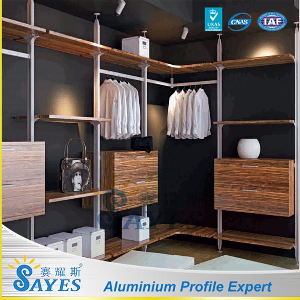 China Supplier Aluminum Bedroom Wardrobe Designs,Bedroom Wall ...
