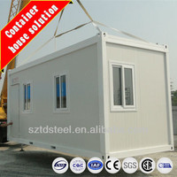 Shipping mobile ocean container house