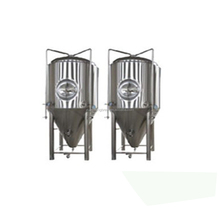 10000l litres wine industrial beer ss conical fermenter cost fermentation tank