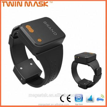 Belt Off Alarm Ankle Trap Bracelet Wristband Gps Tracking